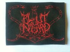 BLUT AUS NORD patch 11 x 8 cm woven sew on toppa fleck parche buy 3 get 4