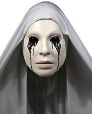 AMERICAN HORROR STORY ASYLUM NUN LATEX MASK COSTUME MACDFOX100