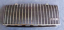 NICE Original Factory 95-97 Town Car CHROME Grille Insert Emblem & Nameplate