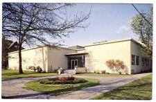 Charles Emma Frye Free Museum Seattle WA 1960s Postcard Rhododendrons Washington