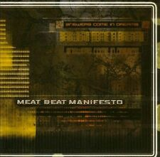 Meat Beat Manifesto-Answers Come In Dreams CD NEW