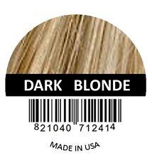 Samson Best Hair Loss Concealer Building Fibers DARK BLONDE 50g Refill Made USA