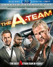 The A-Team Blu-Ray Joe Carnahan(Dir) 2010