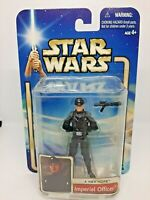 2002 STAR WARS A NEW HOPE - #55 BLONDE HAIR IMPERIAL OFFICER - NEW