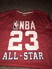 Chicago Bulls NBA Jordan All Star Homage Brand Shirt XXL $34