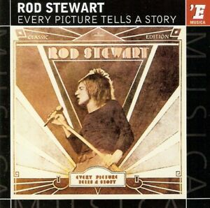 Rod Stewart - Every Picture Tells A Story (CD 2001) Italian Reissue