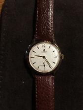 OMEGA Herren Armbanduhr (ca. 1960) - Gehäuse 750er Gold - mit Garantie