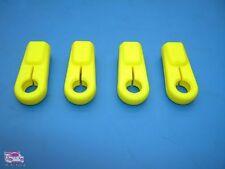 Original Lauterbacher Kugelpfannen gelb für M 8 für Reely Carbon Fighter 3