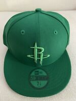 New Era 59fifty 5950 Houston Rockets Color Prism Pack 7 1/8 Fitted cap hat NEW