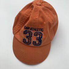 Gap Athletic 33 Kids Ball Cap Hat Adjustable Baseball