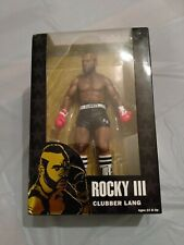 NECA Clubber Lang Black Trunks Rocky 40th Ann Action Figure 2016 NEW Mister Mr T