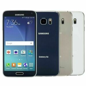 SAMSUNG GALAXY S6 32GB - Unlocked - Great Condition - All Colors - Fast Shipping