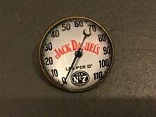 New JACK DANIELS Lbs Per Oz LAPEL PIN BADGE Bronze Plated Metal Whisky Whiskey