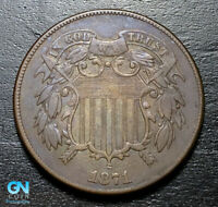 1871 2 Cent Piece  --  MAKE US AN OFFER!  #B2992