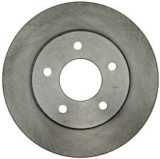 Disc Brake Rotor-Non-Coated Rear ACDelco Advantage 18A1478A