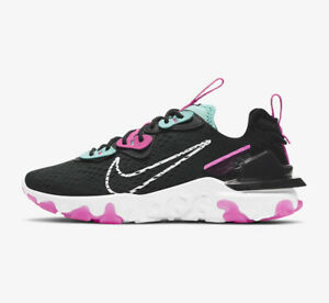 Nike React Vision Womens Trainers Sneakers Multiple Sizes Brand New RRP £120.00