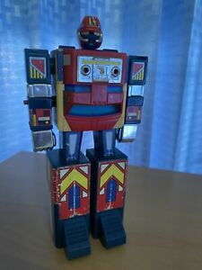 Sentai power rangers Maskman Galaxy robot popy Chogokin bandai 1987 bioman 2 Jp