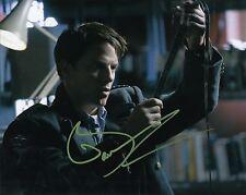 JOHN BARROWMAN signed *THE FLASH* ARROW TV SHOW 8X10 photo W/COA TORCHWOOD #2