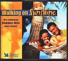 Walking On Sunshine - Reader`s Digest  5 CD Box    ( ohne Booklet )