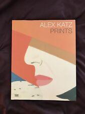 Alex Katz: Prints (2010, Hardcover)