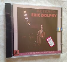 ERIC DOLPHY CD THE ESSENTIAL FCD-60-022 1986 JAZZ