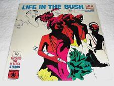 """Les Petits Chanteurs De Kenge """"Life In the Bush"""" 1970 LP, SEALED!, Congo Africa"""
