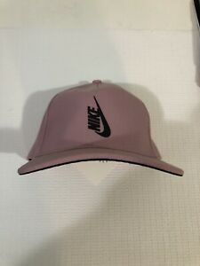 New Nike Lab Essential Pink Baseball Cap 882730 One Size