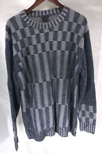 Paul And Shark Yachting 80% Wool Mens Blue Sweater Pullover XXL EUC