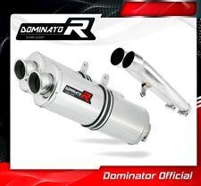 CB 1100 X11 Exhaust OVAL Dominator Racing silencer muffler