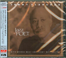 TOMMY FLANAGAN-JAZZ POET-JAPAN CD Ltd/Ed B63