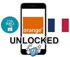 Liberar Orange Francia Unlock France iPhone 3,4,5,6,7,8,X,XR,Xs,Xs Max plus