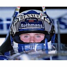 Signed photograph - David Coulthard