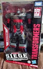 Transformers War for Cybertron: Siege Bluestreak, 100% Complete, MIB