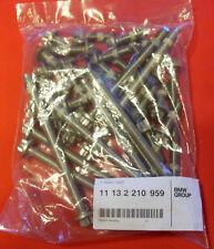 Genuine BMW N54 Oil pan Aluminium Screw Set 11132210959 N52 N53 N55 S55