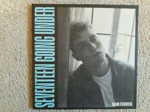 "Vinyl 12"" LP - Sam Fender - Seventeen Going Under - Blue Vinyl - SIGNED SEALED"