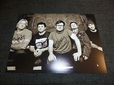 LAGWAGON signed 8x11 inch Autograph Photo InPerson 2019 in Berlin LOOK