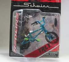 Finger Bike FLICK TRIX BMX MIRRACO MA3 metblue&green