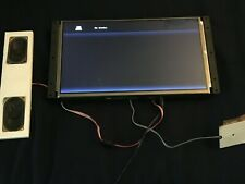 """USED LCD 13.5"""" Display Screen with Speakers HDSC Card & USB Input h1"""