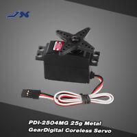 JX PDI-2504MG 25g Metal Gear Digital Coreless Servo for RC 450 500 K0O8