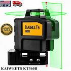 KAIWEETS KT360B 360° Green Light Laser Level Rotary Laser Level Self leveling