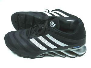 Adidas SpringBlade Black AQ7425 Shoes Sneakers Running Used Mens Sz 9.5