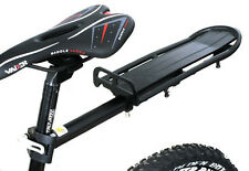 New Cycling Bike Bicycle Quick Release Extendable Rear Rack Seat Bag Bracket