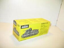 n82, Schachtel Panzer Somua Militär REPRO Solido