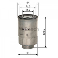 Kraftstofffilter für Kraftstoffförderanlage BOSCH 1 457 434 453