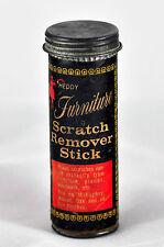 Vintage Heddy Furniture Scratch Remover Stick VTG Advertising