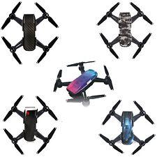 6X Waterproof 3M Stickers Decal Skin Sticker Cover Per DJI Spark Mini Drone Body