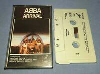ABBA ARRIVAL cassette tape album T8804