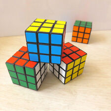 MINI 3x3x3 Twist Puzzle Magic Cube Rubik Classic Rubix Toy Game Kids 1PC