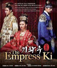 Korean Drama DVD The Empress Ki (2014) English Subtitle
