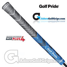 Golf Pride New Decade Multi Compound MCC Plus 4 Grips - Any Colour - Any Size
